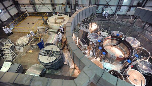 Construction of new power unit at Beloyarskaya NPP - Sputnik International