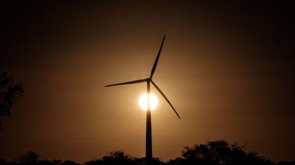 Wind turbine - Sputnik International
