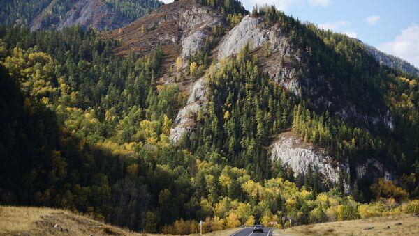 Autumn in Altai Republic - Sputnik International