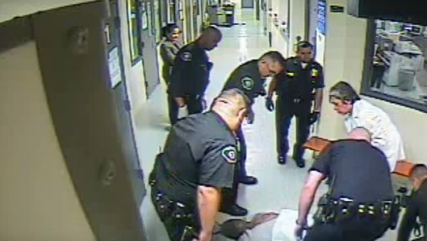 Videos Surface of a Death in Custody the LAPD Didn't Want Released - Sputnik International
