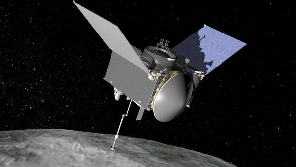 Osiris-Rex - Sputnik International