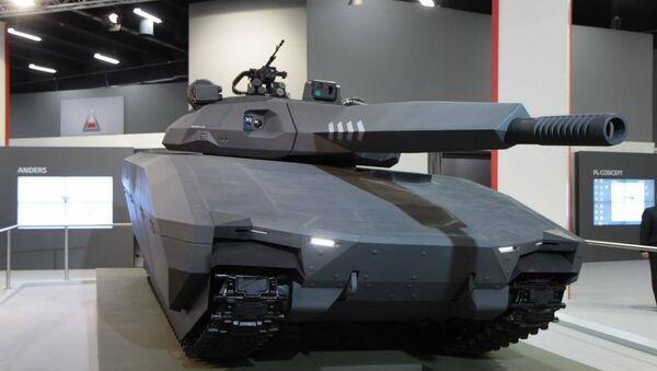 Concept PL-01 Tank - Sputnik International