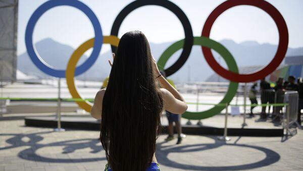 2016 Rio Olympics - Olympic Park - Rio de Janeiro, Brazil - 17/08/2016 - Sputnik International