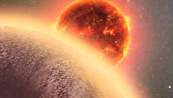 Exoplanet GJ 1132b - Sputnik International