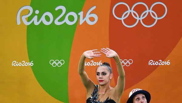 2016 Olympics. Rhythmic Gymnastics. Individual competition - Sputnik International