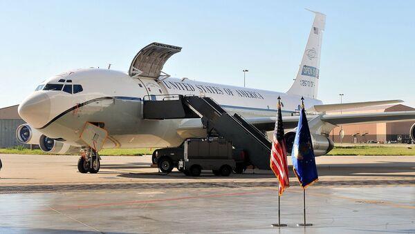Boeing OC-135B Open Skies - Sputnik International