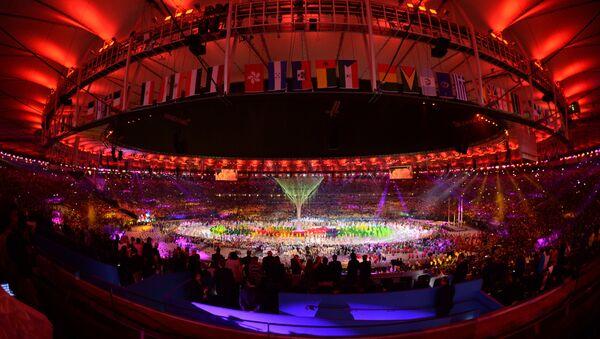 Closing ceremony of the XXXI Olympic Summer Games in Rio de Janeiro - Sputnik International