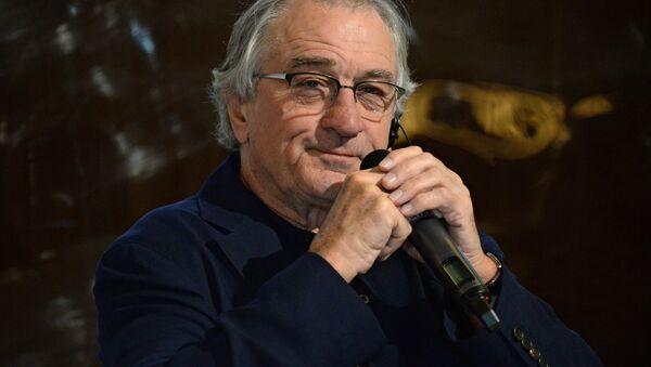 American actor, film director and producer Robert De Niro opens Nobu Crocus City restaurant in Moscow - Sputnik International