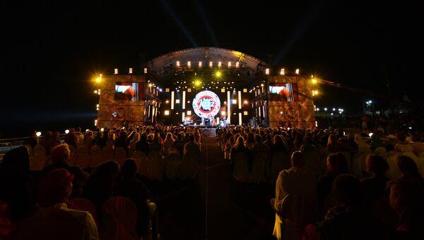 Viewers at the Koktebel Jazz Party international festival in Koktebel. (File) - Sputnik International