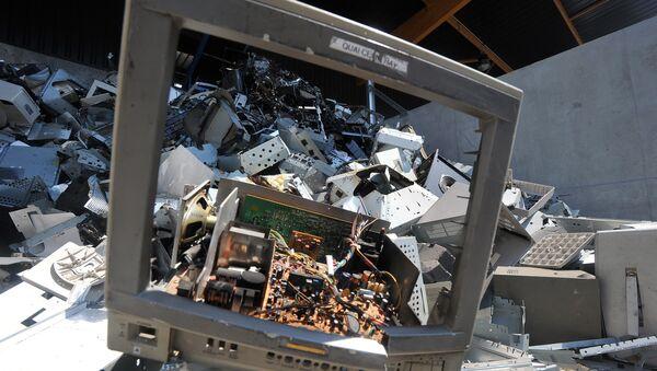 Computer waste - Sputnik International