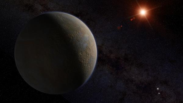 A vision of Proxima Centauri b - Sputnik International