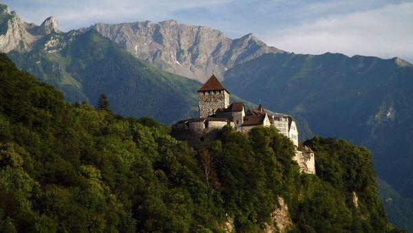 Vaduz Castle, overlooking the capital, is home to the Prince of Liechtenstein - Sputnik International