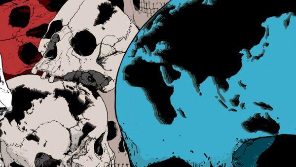 Globalization (Magazine Illustration) - Sputnik International