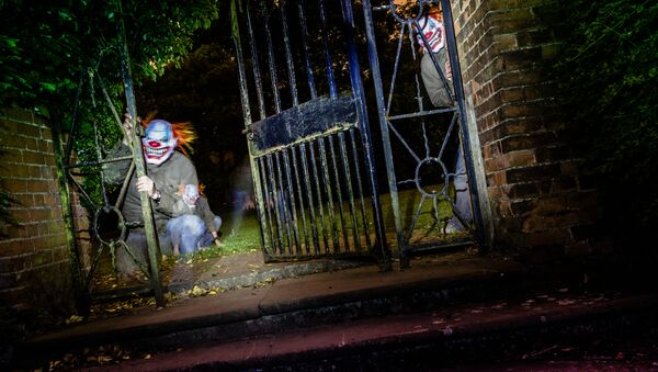 South Carolina Clowns Update: Police Have No Clue if Stories Are True - Sputnik International