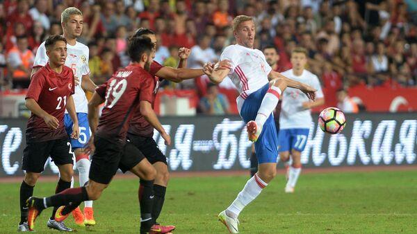 Football. Friendly match. Turkey - Russia - Sputnik International