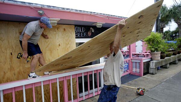 Hermine to Batter Florida, US East Coast Braces for Extreme Storm - Sputnik International