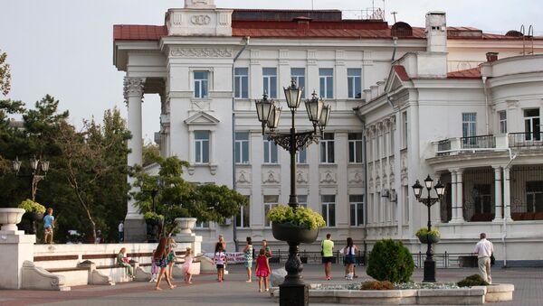 Russian cities. Sevastopol - Sputnik International
