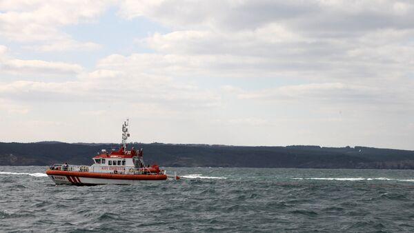 Turkish coastguard boat. (File) - Sputnik International