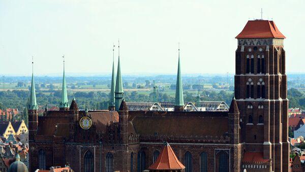 St. Mary's Church, Gdańsk - Sputnik International