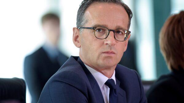 German Justice Minister Heiko Maas - Sputnik International