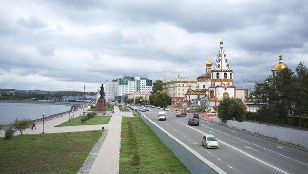 Irkutsk - Sputnik International