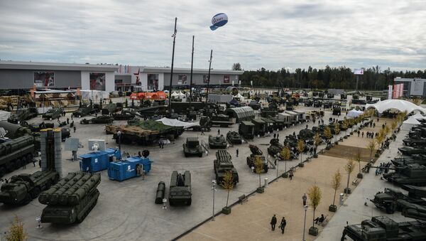 International Military-Technical Forum ARMY 2016, showcasing hundreds of Russian (and foreign) weapons systems, took place outside Moscow earlier this month. - Sputnik International