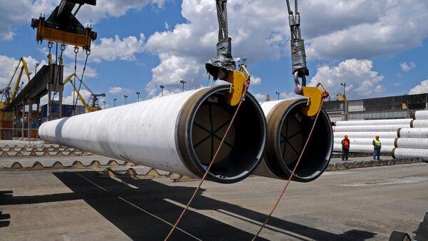 Turkish Stream pipeline - Sputnik International