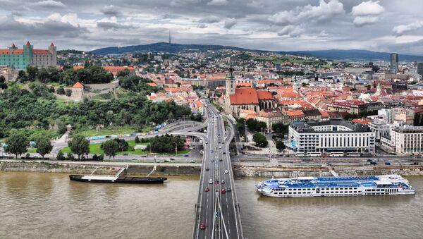 Bratislava - Sputnik International