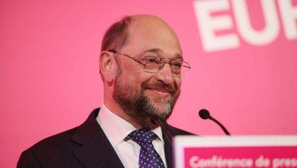 Martin Schulz - Sputnik International