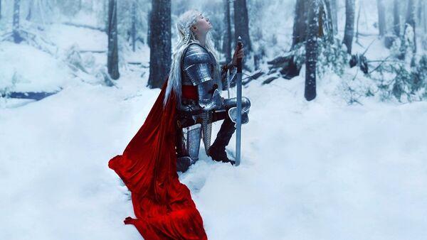 What if King Arthur's Knights Were Fearless Lady Warriors? - Sputnik International