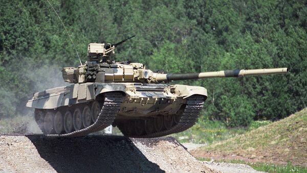 T-90 tank - Sputnik International