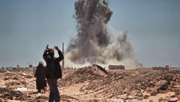 Situation in Libya - Sputnik International