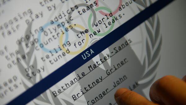 Fancy Bear publish second part of hacked WADA data - Sputnik International