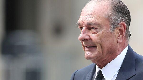 Former French President Jacques Chirac - Sputnik International