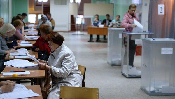 General election day in Russia - Sputnik International