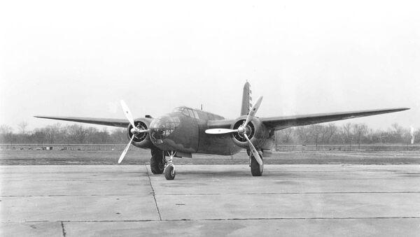Douglas A-20A. (File) - Sputnik International