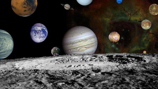 Space  exploration - Sputnik International