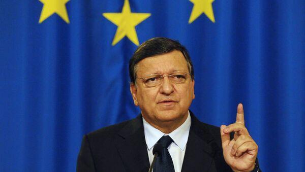 Former President of the European Commission Jose Manuel Barroso - Sputnik International