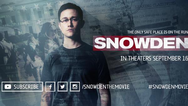 SNOWDEN - Official Trailer - Sputnik International