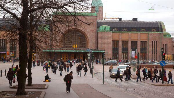 World cities. Helsinki - Sputnik International