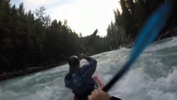 Fraser River 2016 Whitewater kayaking - Sputnik International