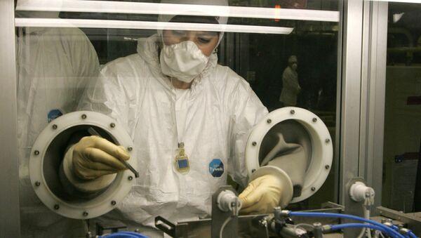 Workshop of public company Heavy Engineering Plant in Elektrostal near Moscow. (File) - Sputnik International