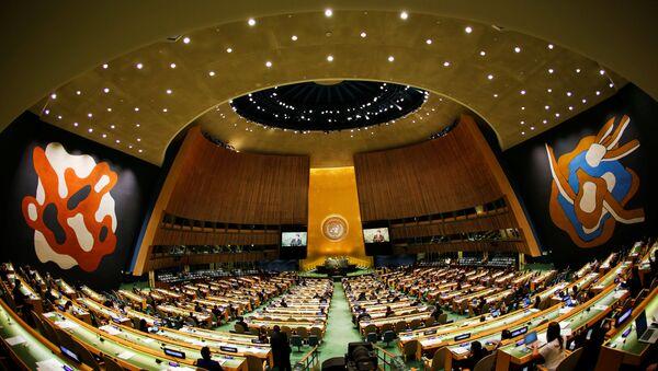 United Nations General Assembly in the Manhattan borough of New York, U.S. September 20, 2016 - Sputnik International