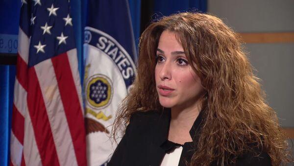 Sahar Nowrouzzadeh - Sputnik International