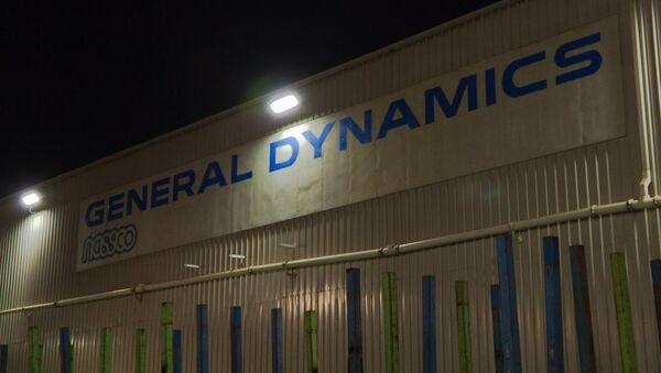 General Dynamics - Sputnik International
