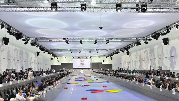 Non-Aligned Movement Summit, 16 Sep 2016 - Sputnik International