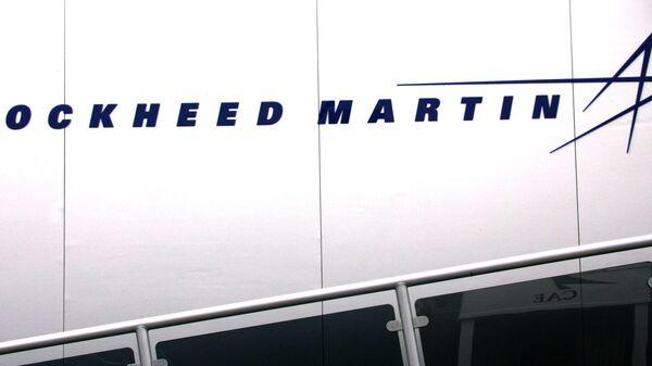Logo of US group Lockheed Martin - Sputnik International