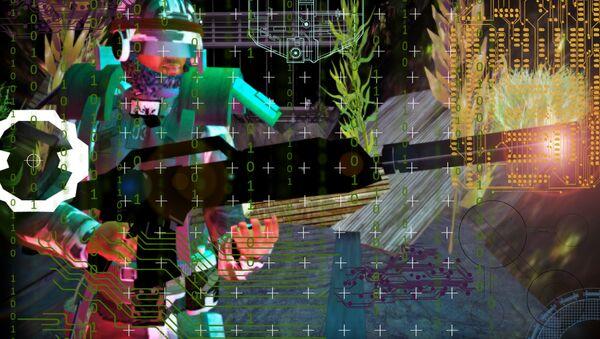 Digital soldier - Sputnik International