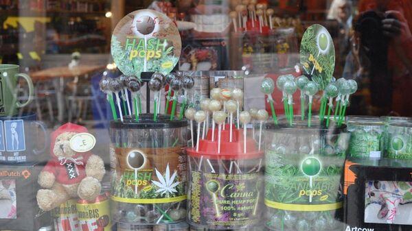 Colorado Rolls Out New Rules for Edible Marijuana to Keep Kids Safe - Sputnik International