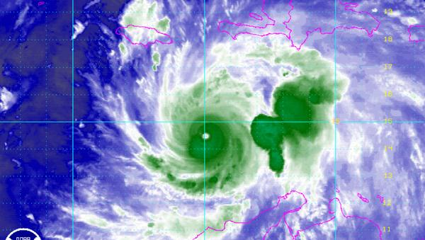 Hurricane Matthew - Sputnik International